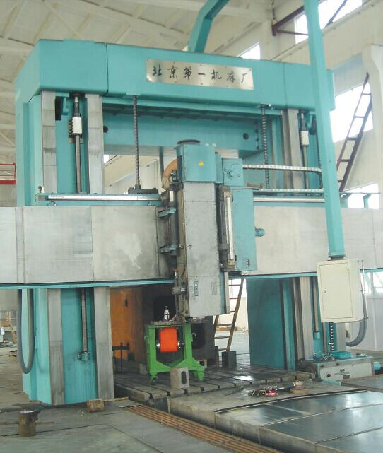 Heavy Industry Custom Machining Services Processing Large Structural Parts