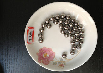 China Φ7.9375  5/16'' High Accuracy Chrome Steel Ball Bearing Balls With Long Working Life supplier