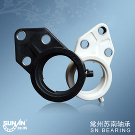 China 3 Bolt Flange Bearing Blocks Housings With Eccentric Locking Collar FB205 supplier