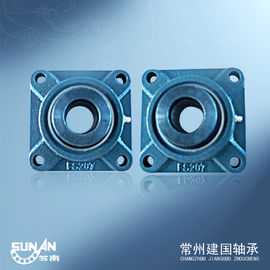 China High Performance Ball Bearing Unit With Cast Iron Housings UELFS207 / HCFS207 supplier