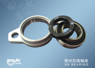 China Insert Bearing With Locking Collar / Zinc Alloy Pillow Bearing for Hoisting machinery UFL006 supplier
