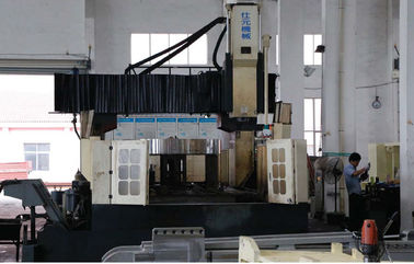 China Heavy Industry Custom Machining Services Processing Large Structural Parts supplier