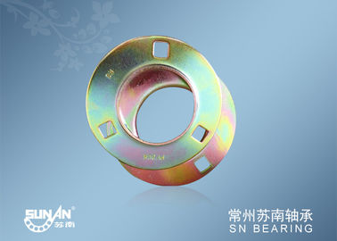 China Stamped Steel Pillow Bearing Blocks Housings Stamping PF206 For Farm Machinery supplier