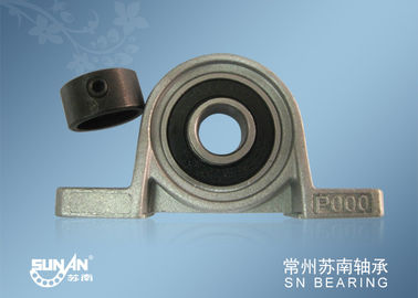 China UP000 High Precision Plummer Block Bearings Ball Bearing Units supplier