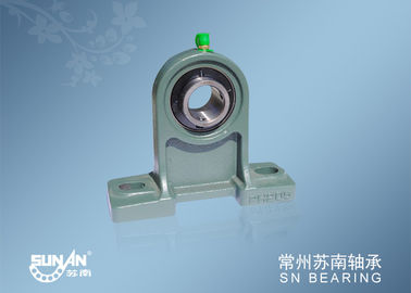 China High Center Cast Iron Pillow Block Bearing UCPH205 Dustproof / Sealing  Housed Units supplier