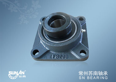 China Automatic Aligning Cast Iron Pillow Block Bearing Good Sealing Units For Food Machine supplier