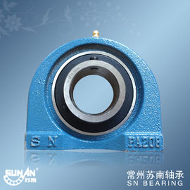 China UCPA208 Cast Iron Pillow Block Bearing / Mounted Bearing Units With Housings factory