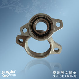 China Stainless Steel / Zinc Alloy Pillow Block Bearings , Electrical Equipment Bearing KFL006 distributor