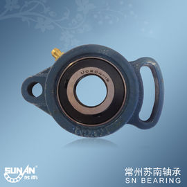 China Cast Iron 3 / 4 Inch Pillow Block Bearing With Adjustable Housing UCFA204-12 distributor