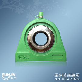 Less Vibration And Noise Plastic Ball Bearing Pillow Block For Metallurgy  SUCPAPL205
