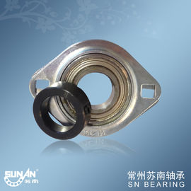 China Vibrating Machine Pressed Steel Bearing Housing With Square Two - Bolt SAPFL206 distributor