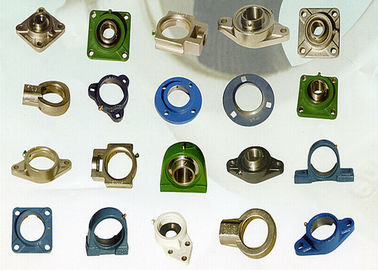 China Customized Cast Iron High Speed Pillow Block Bearing With Set Screws Locking factory
