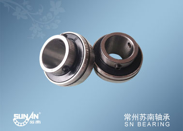China Dia 25mm High Performance Metric Insert Ball Bearing For Steel Mill Machinery UC205 distributor