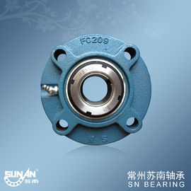 China Automatic Aligning Cast Iron Pillow Block Bearing / Agricultural Bearings UKFC209 + H2309 distributor