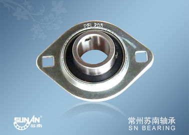 household appliance stamped steel pillow block bearings 25mm sbpfl205