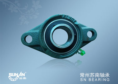 China 2 Bolt Ball Bearing Housings Cast Iron Pillow Block Ball Bearing factory