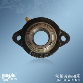 Custom Cast Iron Pillow Block Bearing For Chemical Machinery SBLF205-16
